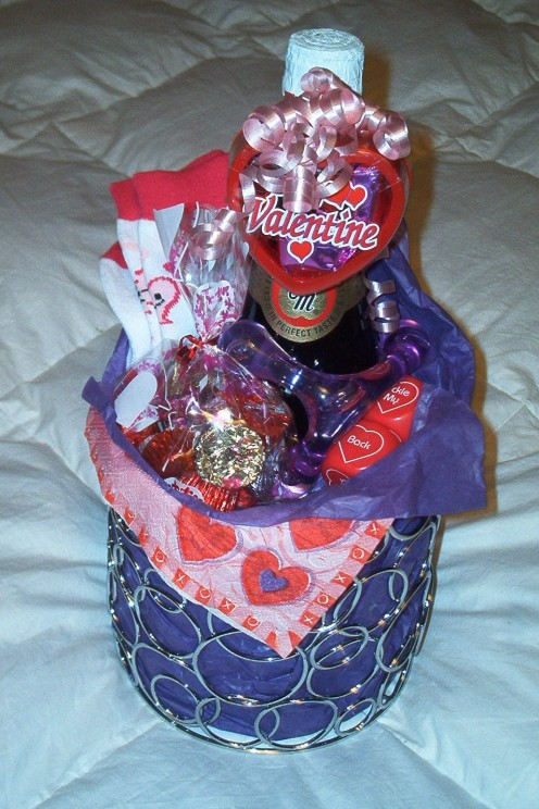 Girls Gift Basket