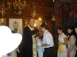 Father Iordache, St. Spiridon Old Church