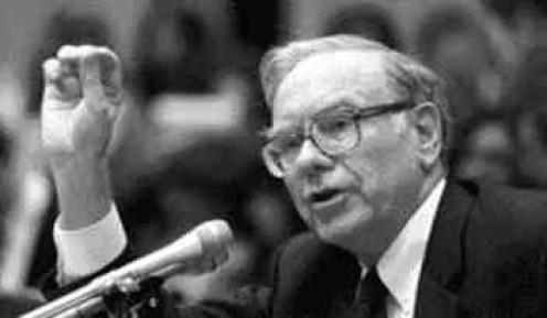 Warren Speaking at a Berkshire Hathaway board meeting