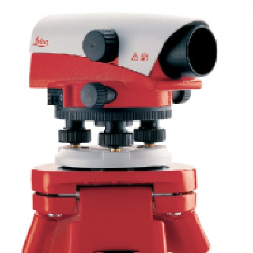 The Leica NA720 Automatic Optical Level