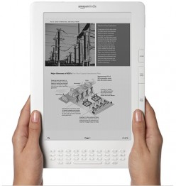 Kindle DX Global Wireless