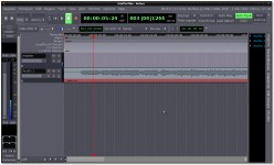 Using Ardour the Sound editor