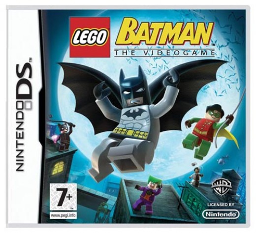 LEGO Batman is one of the Best Childrens DS Games!