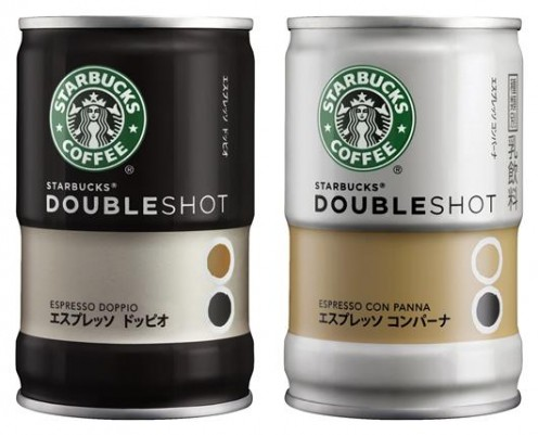 Starbucks Ready-to-Drink Espressos from Japan