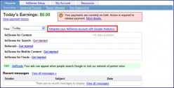 Google Adsense, Is Your Account On Hold? Pink Box? Are Your Payments In Suspense? Release It And Take Action Now!