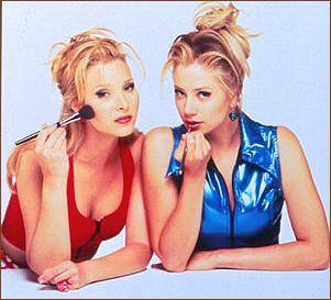 Romy and Michele symbolizes the underdog in all of us.