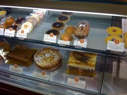 A pastry shop.