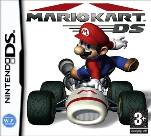 Mario Kart is one of the best multiplayer DS games available.