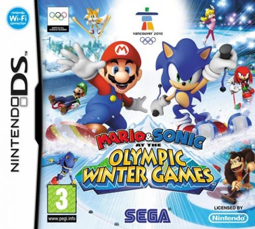 Mario & Sonic at the Olympic Winter Games provides a huge amount of gameplay!