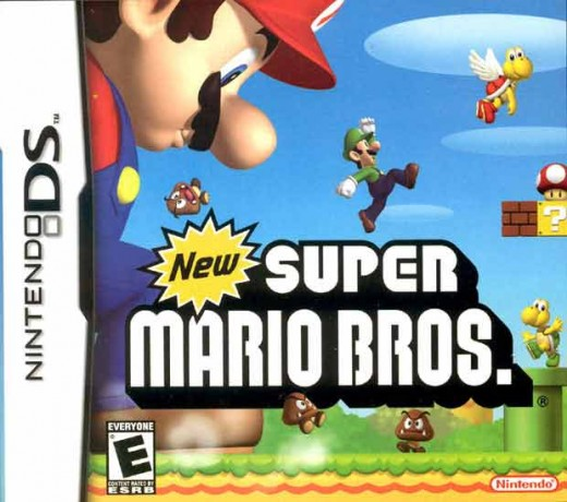 New Super Mario Bros. is one of the best DSi games available, and has been the best selling Nintendo DS game so far!
