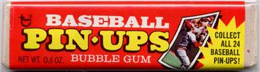 1973 Topps Pin Ups Pack