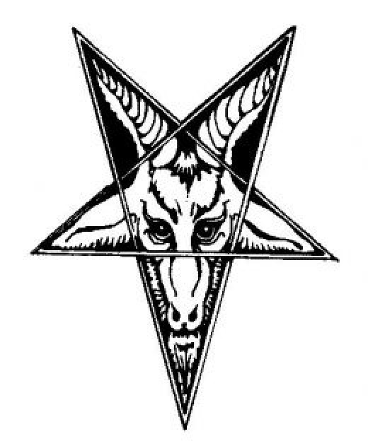 Satanic Worship even has a logo! :)