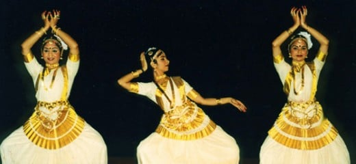 Dance Form: Mohinyattom