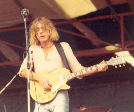 Kevin Ayers. Photo by Tim Duncan