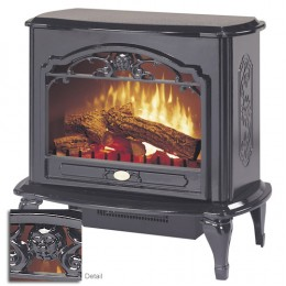 Victorian Electric Fireplace