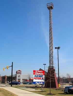 Steelyard Commons, Cleveland, Ohio