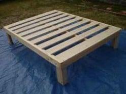 Platform Bed Plans | Choose The Best Quality