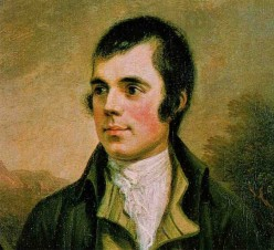 Robert Burns. Image from Wikipedia