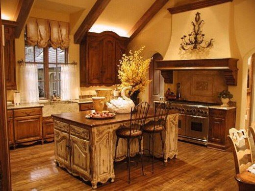 French Country Kitchen Design Ideas | 520 x 391 · 45 kB · jpeg | 520 x 391 · 45 kB · jpeg