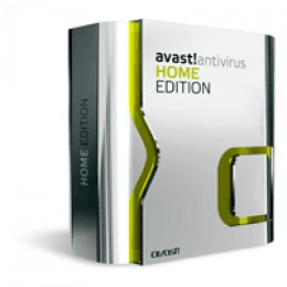 Avast Home Edition Box