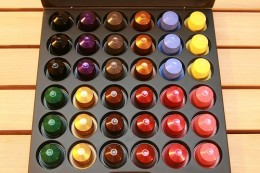 Flavored Coffee Capsules for the Nespresso automatic home espresso machine