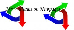 Example Logo using Microsoft Word