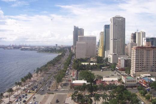 Roxas Boulivard, Manila