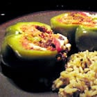 Stuffed Green Peppers (from Allrecipes)