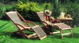 Outdoor Hardwood comfort furniture