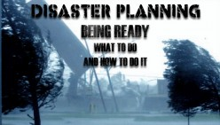 Disaster Planning What to Do and How to Do It