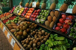 What i found out about tropical fruits for kids