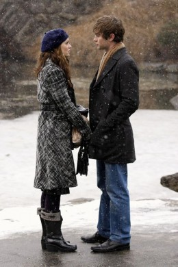 These Sperry Top Sider boots were worn by Leighton Meester on a recent Gossip Girl episode.