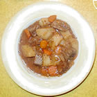 Beer Beef Stew (from Allrecipes)