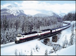 Winter tours in Jasper - www.xtravel.ca