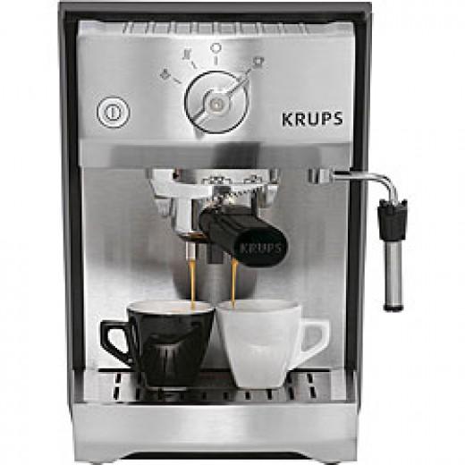 Krups XP5240 Espresso Coffee maker Machine