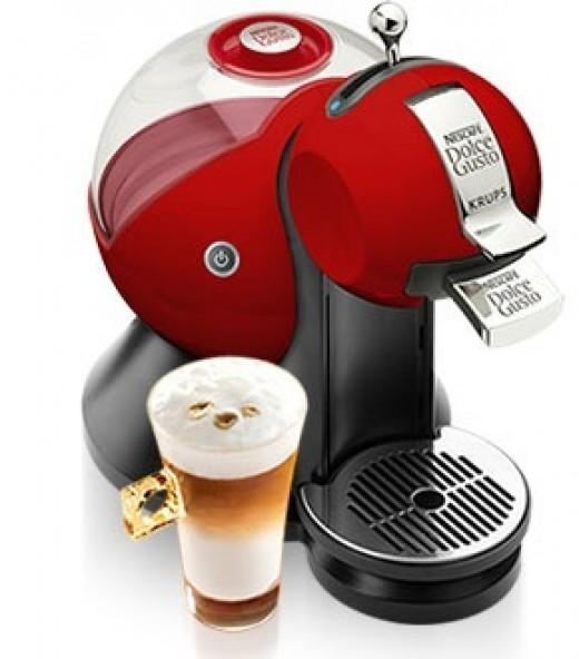 Krups Dolce Gusto Single espresso coffee machine
