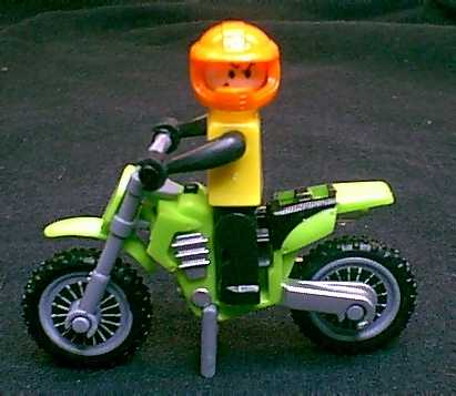 Sports Moto-X No. 9174