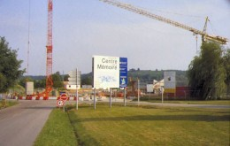 1998 construction memorial centre