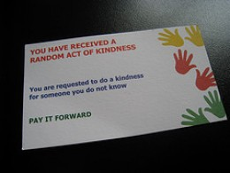 Random Acts of Kindness by wagsdot911