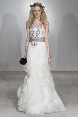 Пускай эти нежные и романтичные подвенечные платья станут лучшим...