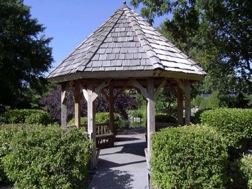 Enjoy a backyard oasis by integrating a Gazebo into your outdoor living space.