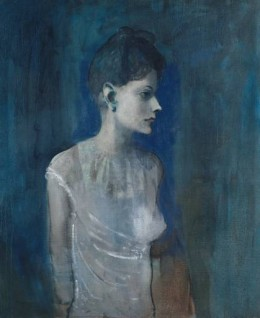 Woman in a Chemise (Madeleine) (1904-05)