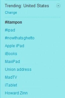#1 Twitter Trending Topic in USA