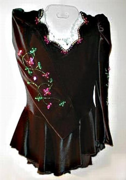 The gree ice skating dress http://nicefashion.com