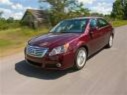 2008 Toyota Avalon  One of the Recalled Models    automobilemag.com