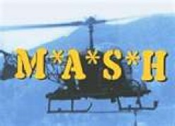Screen Shot of Opening Credits to M*A*S*H