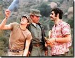 """Cast Members of the Movie: """"M*A*S*H"""""""