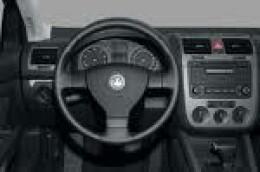 Interior of 2010 Volkswagen Jetta  newcars.com
