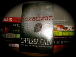 Book Review Sweetheart by Chelsea Cain