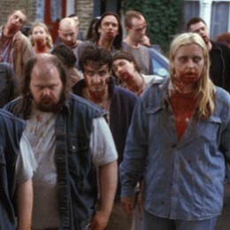 Image from Shaun Of The Dead... Don't let this happen to you... bake cookies now!